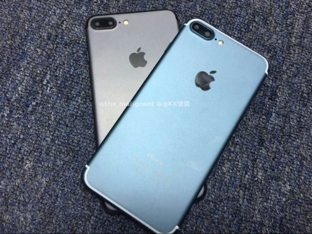 iPhone 7 Plus กับกล้องคู่ด้านหลัง