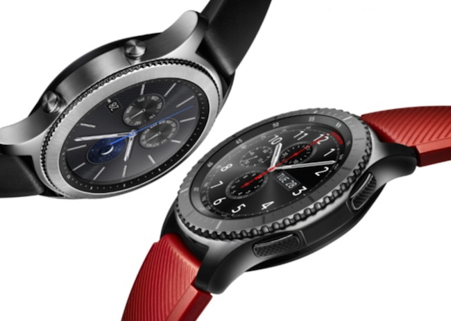 Gear S3 frontier และ Gear S3 classic