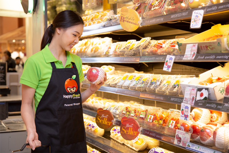 HappyFresh-Gourmet-Market