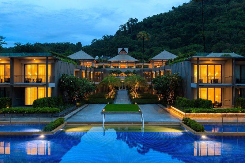 Phuket Marriott Resort and Spam, Nai Yang Beach