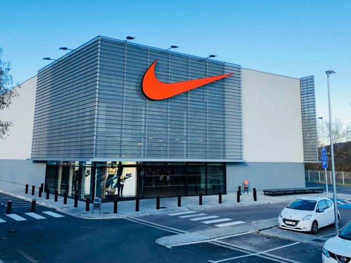 Nike Store at La Roca Village