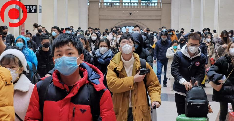 china Coronavirus Pneumonia Outbreaks In China