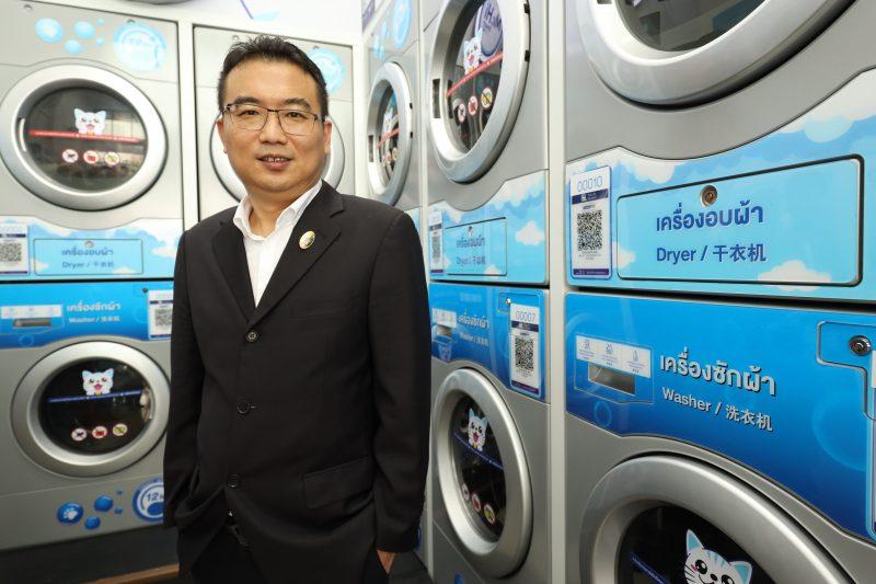 จาง เจิ้งฮุ้ย ประธานกรรมการบริหาร บริษัท ไฮเออร์ อีเลคทริคอล แอพพลายแอนซ์ (ประเทศไทย) จำกัด