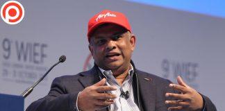 Tony Fernandes air asia