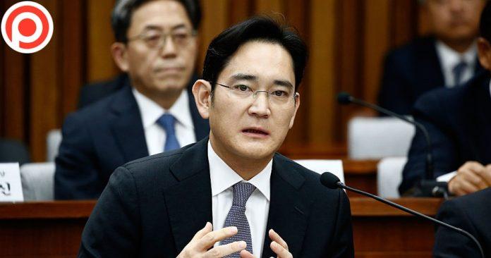 Lee Jae-Yong ลี แจ ยอง ซัมซุง