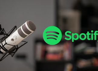 Spotify พอดคาสต์