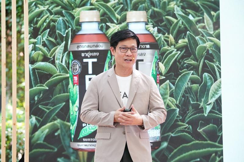 สมชัย เกตุชัยโกศล ประธานเจ้าหน้าที่ฝ่ายการตลาด บริษัท ซันโทรี่ เป๊ปซี่โค เบเวอเรจ (ประเทศไทย) จำกัด